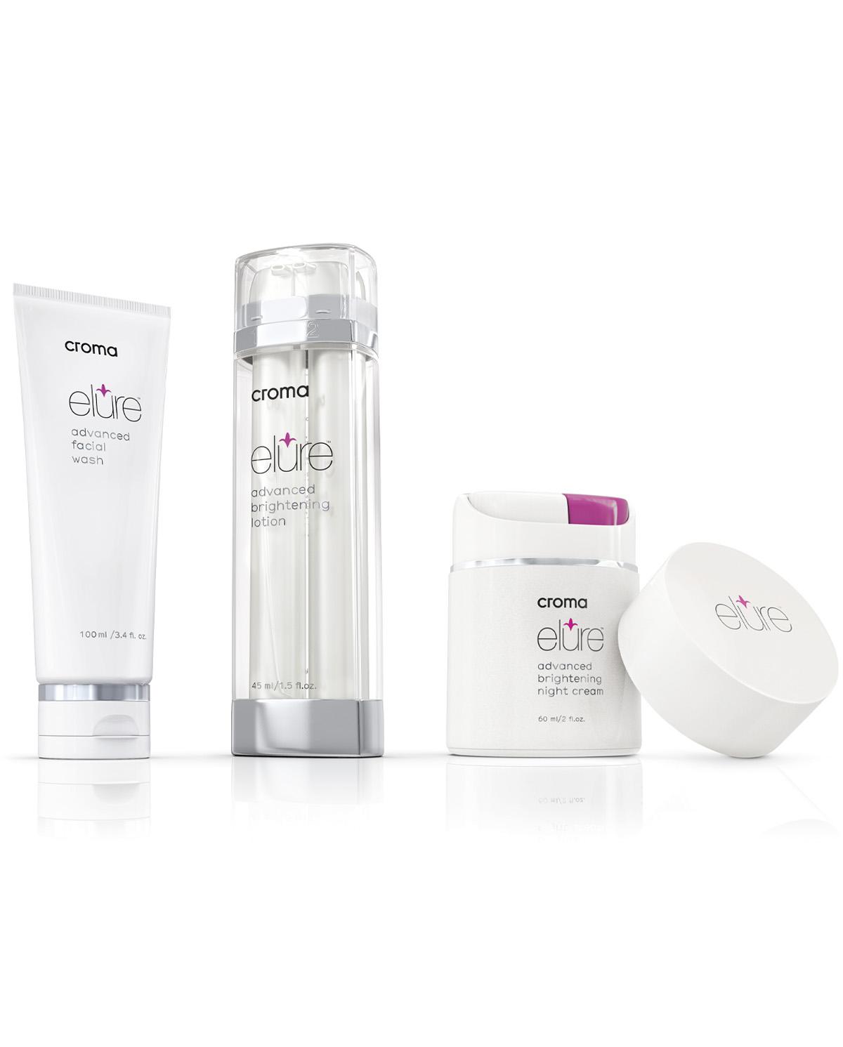 elure Skincare Behandlungspaket